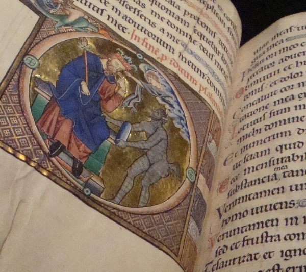 Bible from the Middle Ages
