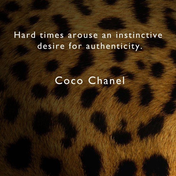 Quote of the Week: Coco Chanel